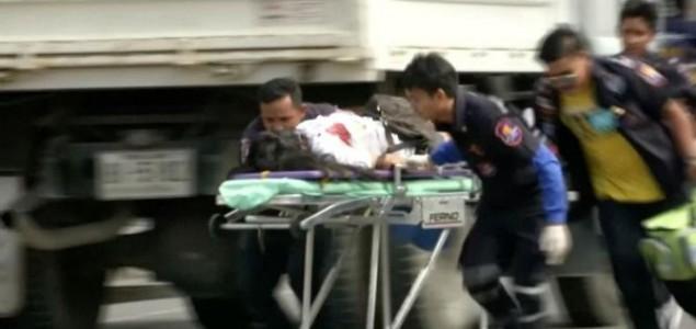 Raste broj žrtava u seriji eksplozija u Tajlandu