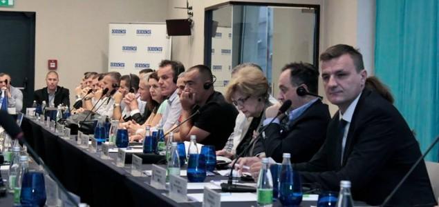 Odgovor krivičnopravnog sistema na terorizam u Bosni i Hercegovini, tema OSCE-ovog seminara