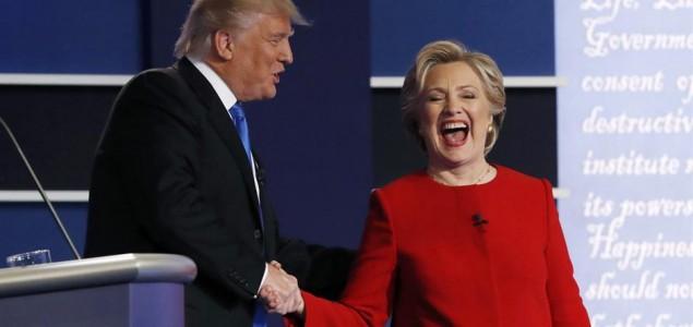 Većina Amerikanaca misli da je Clinton pobijedila u debati