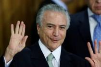 Temer novi predsjednik Brazila, međunarodne tenzije zbog suspendiranja Rousseff