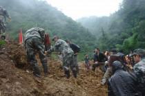 Kina: U klizištu nestale 32 osobe