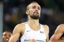 Tuka osvojio prvo mjesto na Međunarodnom atletskom mitingu u Velenju