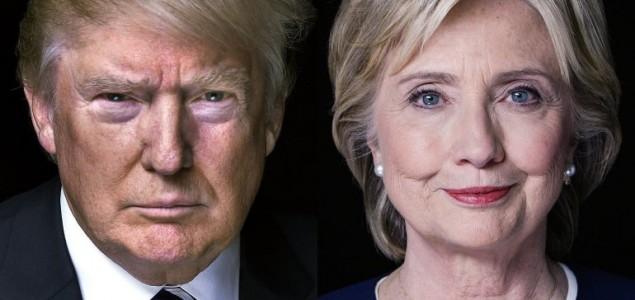 Trump i Clinton najnepopularniji su predsjednički kandidati u američkoj povijesti