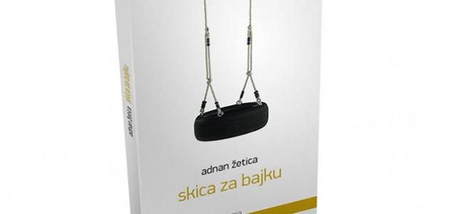 """Promocija zbirke poezije """"Skica za bajku"""", autora Adnana Žetice"""