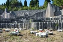Partizansko groblje – vrt mrtvih ptica