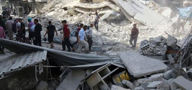 U granatiranju škole u Alepu ubijeno četvero djece