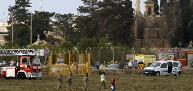 Pao avion s dužnosnicima Frontexa, najmanje 5 mrtvih
