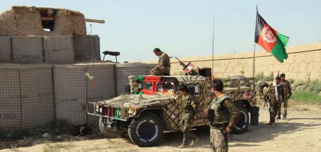 Talibani izveli koordinirani napad na Kunduz