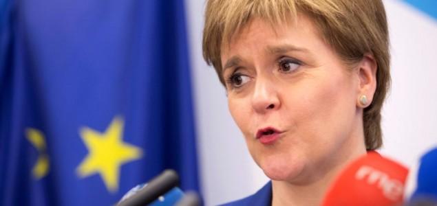 Premijerka Škotske: Mogućnost održavanja novog referenduma o nezavisnosti