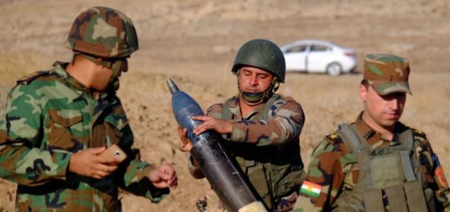 Iračke snage nastavljaju ofanzivu kod Mosula