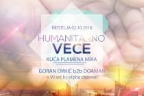 Humanitarno veče u Tuzli