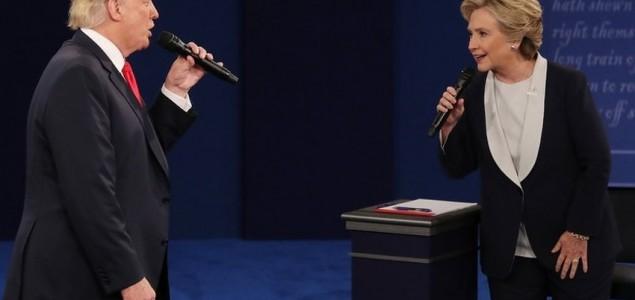 Hillary Clinton pobjednica druge predsjedničke debate