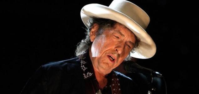 Bob Dylan je dobitnik Nobela za književnost