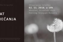 """Nakon Sarajeva, izložba fotografija """"Rat sjećanje"""" od 2. novembra u  Mostaru"""