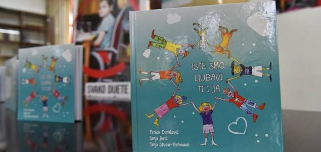 Promocija knjige za djecu povodom obilježavanja Međunarodnog dana djeteta