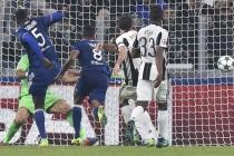Juventus u Torinu 1:1 protiv Lyona, Legia igrala neriješeno