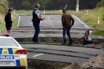 Ogromne štete nakon zemljotresa na Novom Zelandu