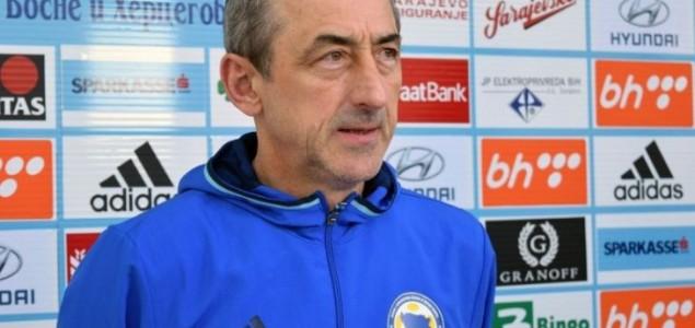 Baždarević: Neće biti nimalo lako s Grcima, idemo se sportski boriti