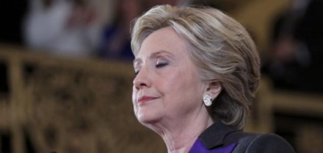 Clinton optužuje FBI za izborni poraz