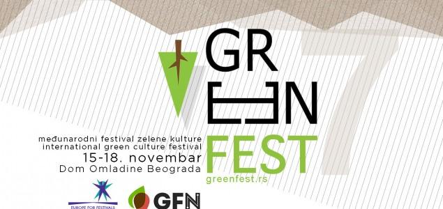 GREEN FEST POČINJE SUTRA