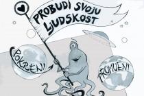 Konkurs za najbolji nacrtani strip: PROBUDI, POKRENI, PROMIJENI!