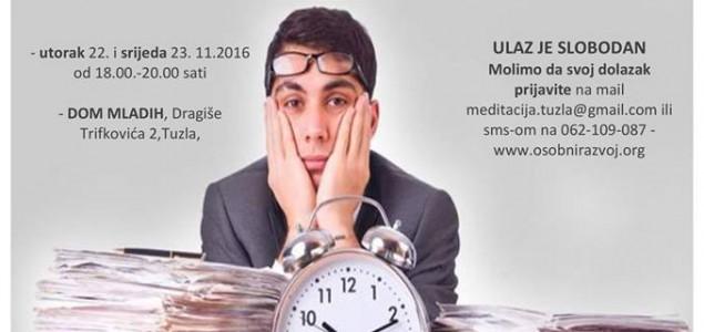 """Seminar u Tuzli: """"Umijeće upravljanja vremenom"""""""
