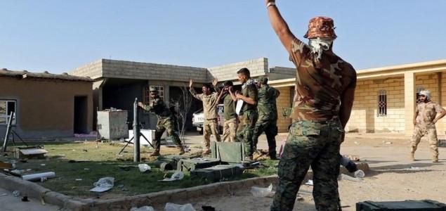 Bitka za Mosul: Iračke snage probile prvu liniju IDIL-a