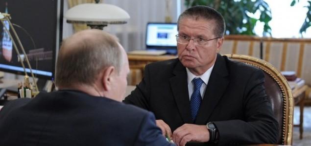 Ruski ministar ekonomije uhapšen zbog dva miliona dolara mita