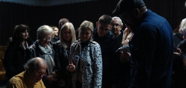 Zijah Sokolović u Mostaru: Hoću da izađem, ali da uđem u umjetnost