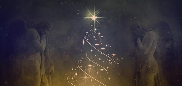 Draga ruka u bijelom Božiću