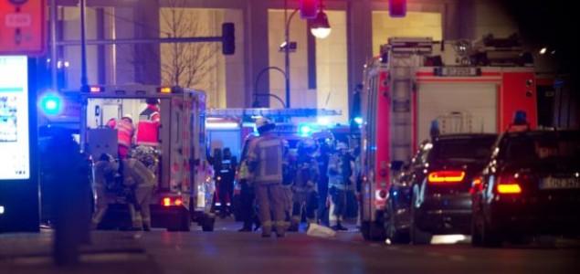 Berlin: Policija sumnja u teroristički napad