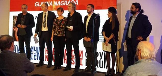"""Viktor Ivančić dobitnik nagrade """"Miodrag Miško Vukmanović"""""""