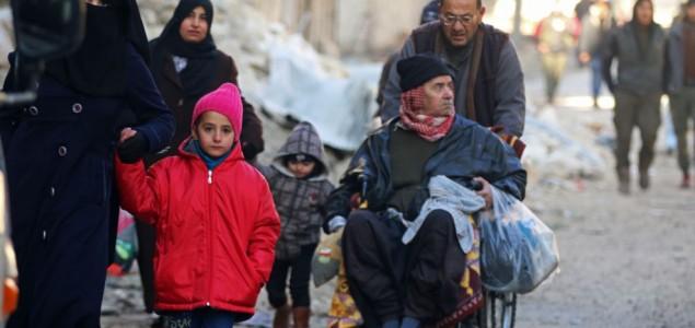 Asad čestitao sirijskom narodu oslobađanje Alepa