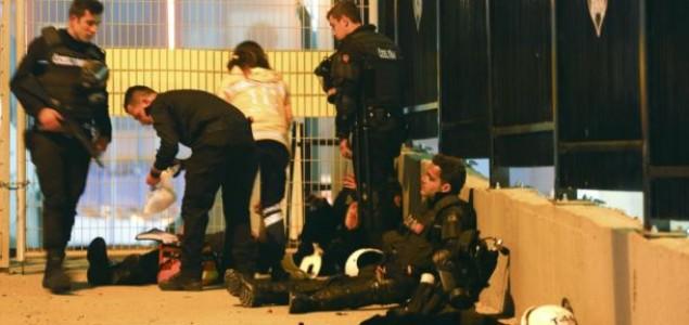 Turska: Privedeno 118 pripadnika prokurdske stranke