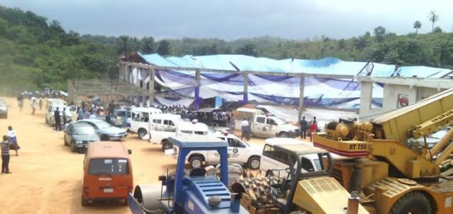 Nigerija: Urušio se krov crkve, 60 ljudi poginulo