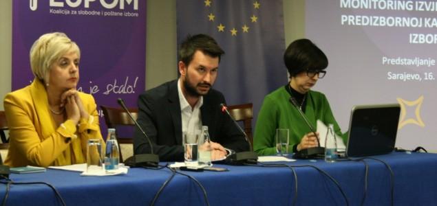 Predstavljen završni izvještaj o monitoringu medija tokom predizborne kampanje za Lokalne  izbore 2016