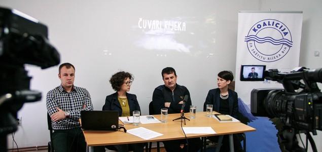 Koalicija za zaštitu rijeka BiH pokreće kampanju protiv hidroelektrana