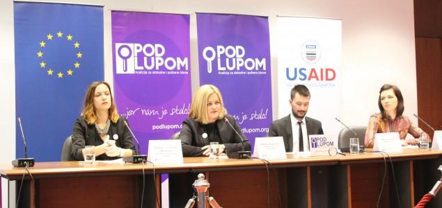 """Koalicija """"Pod lupom"""": Predstavljen Finalni izvještaj o posmatranju Lokalnih izbora u BiH"""