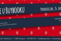 """""""Noć knjige u Buybooku"""" – Buybook slavi 20. rođendan"""