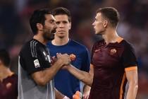 """Buffon: """"Džeko je najveća opasnost, trebao je vrijeme da se uklopi"""""""