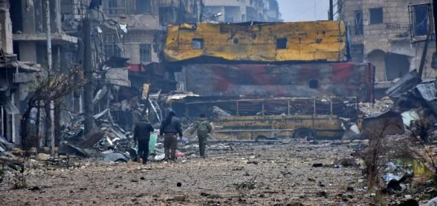 Utihnule borbe u Alepu, Turska priprema šatorski grad za izbjeglice