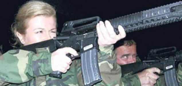 Reuf Bajrović: Kolinda je Tuđman u NATO uniformi!