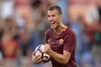 Edin Džeko najbolji igrač Rome u susretu s Fiorentinom