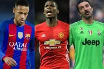 Pogba, Neymar i Buffon bez mjesta u Fifinoj ekipi godine!
