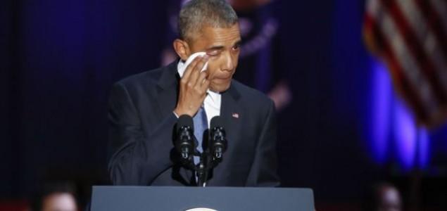 Oproštajni govor Baraka Obame: Neophodno prevazići podele