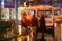 Napad u istanbulskom klubu, desetine mrtvih