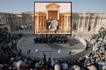 IDIL uništio deo rimskog amfiteatra u Palmiri