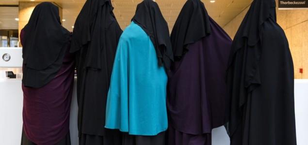 Maroko: Zabranjena prodaja burki iz bezbednosnih razloga