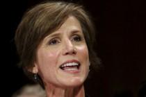 Tramp smenio državnu tužiteljku Seli Jejts