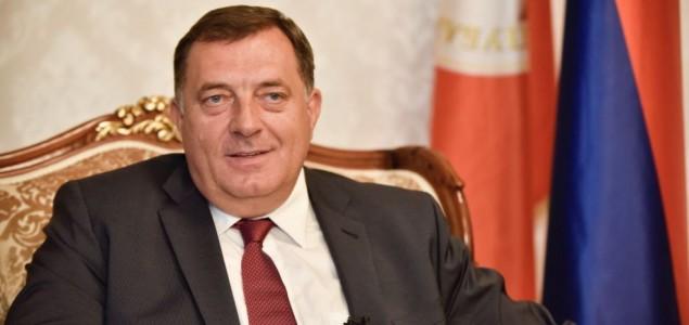 SAD uvele sankcije Dodiku zbog opstrukcije Daytona